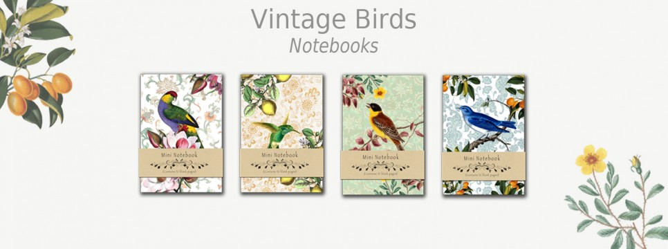 View our Vintage Birds