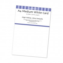 White Card 225gsm 22 Sht