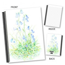Bluebell Design Notebook