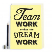 Team Work Notebook