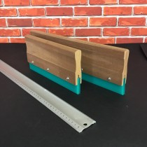 Wooden Squeegee 203mm