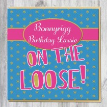 Greeting Card-Loose