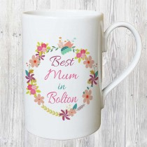Best Relation - Slim Mug (pink)