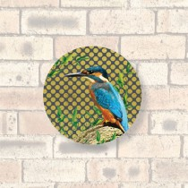 Circular Coaster-Kingfisher