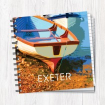 Coastal 4 Wiro Notebook
