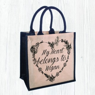 Juco Bag-My Heart Belongs +Tag product image