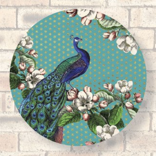 Placemat-Peacock product image