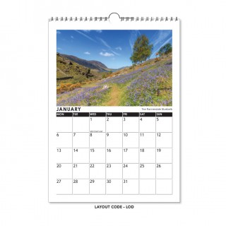 Calendar 13 page product image
