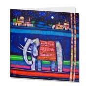 Large Square Greeting Card