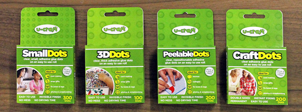 View our Glue Dots