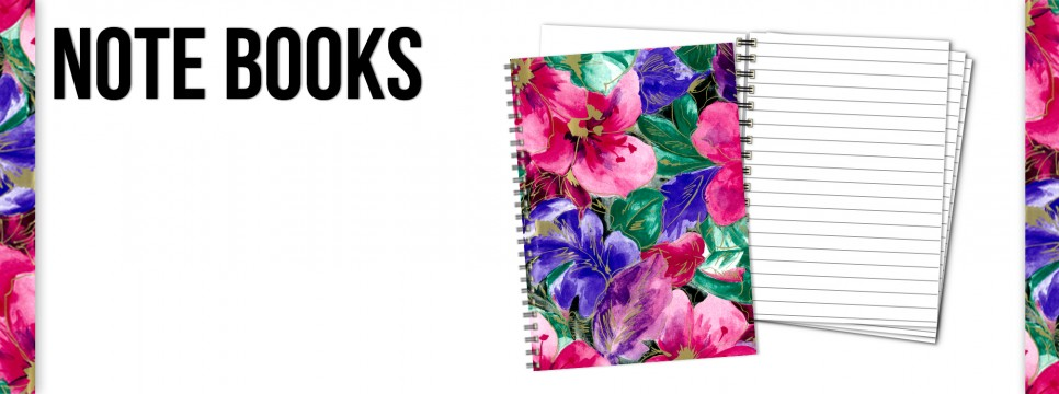 View our A5 Notebooks