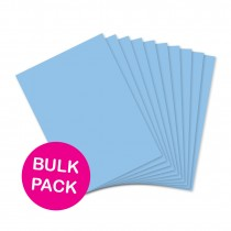 Inch Blue Card 100 Sheets