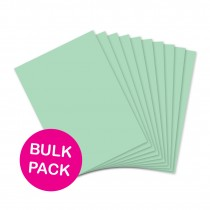 Calm Green Card 100 Sheets