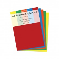 Bright Card Assortd 30 Sheets