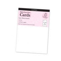 A4 White Smooth  Card 100s