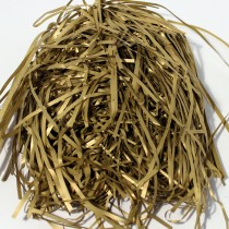Gold Shredded Tissue Paper