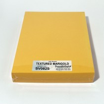 Marigold Textured 100 Sheets