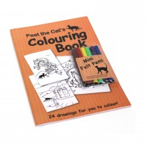 Hobby/Colouring Books