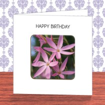 Flower Coaster Card 5