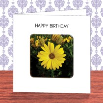 Flower Coaster Card 9