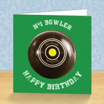 Bowler Coaster Card