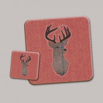Stag Place Mat