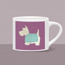 Scottie Pink Mini Mug