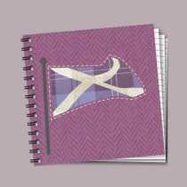 Pink Flag Wiro Book