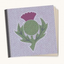 Thistle Light Coil Scrapbook