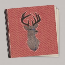 Stag Coil Scrapbook