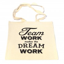Team Work Tote Bag