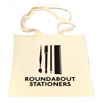 Stationers Shopper Bag