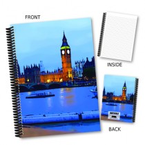London Scene Notebook