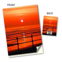 Beach Sunset Stitched Notebook