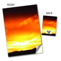 Sunset Stitched Notebook