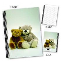 Happy Teddy Bears Notebook