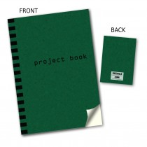 Project Book' Stitched Notebook