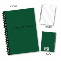 Project Book' Wiro Notebook