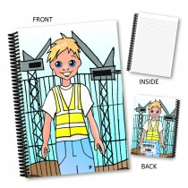 Cartoon Builder Notebook