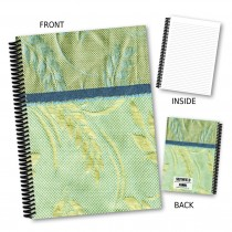 Dress Fabric Notebook