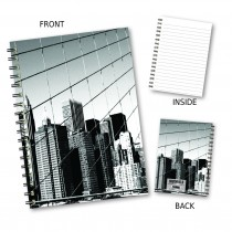 Skyscraper Wiro Notebook