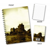 Castle View Wiro Notebook