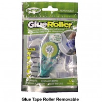 Glue Tape Roller Removable
