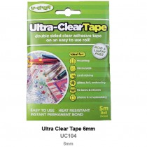 Ultra Clear Tape 6mm