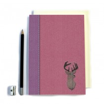 Stag Pink Notebook