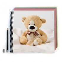 Teddy Bear Scrapbook