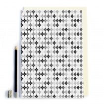 Diamond Pattern Notebook