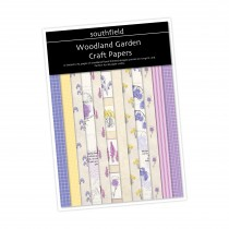 Woodland Garden Craft Pack
