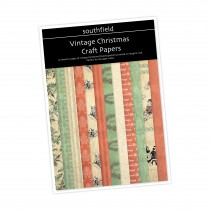 Vintage Christmas Craft  Pack