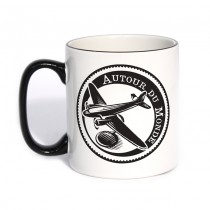 Classic Mug Black Handle